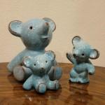 Bären - Keramik